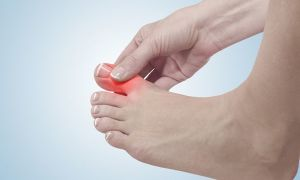 Ушиб пальца на ноге – что делать