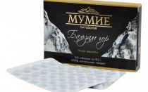 Как принимать алтайское мумие в таблетках при переломах
