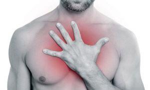 Последствия ушиба грудной клетки