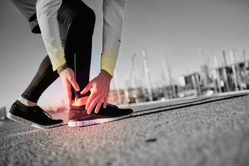 Травма ноги