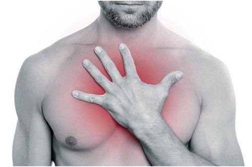 Травма грудины
