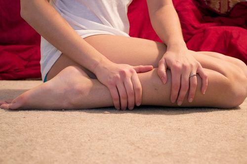 ушиб ноги