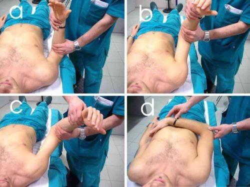 Лечение травмы локтевого сустава
