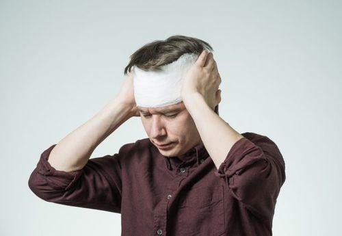 Повязка на голове